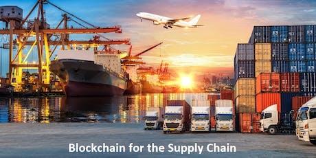 Blockchain for the Supply Chain - Boston tickets