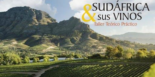 Sudáfrica y sus Vinos - Taller de degustación con tapas