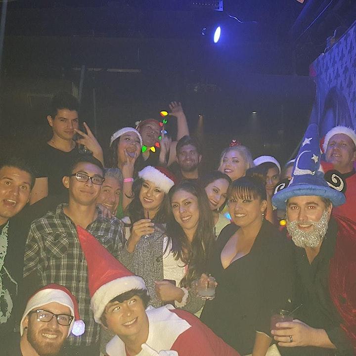 5th Annual Jingle and Mingle Bar Crawl image