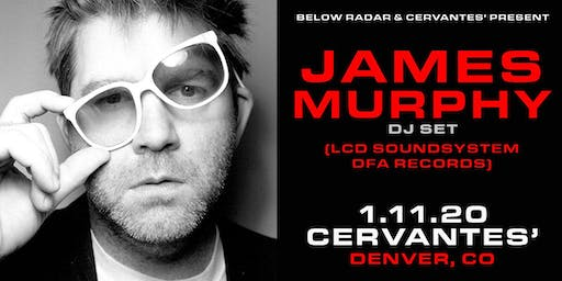 James Murphy DJ set (LCD Soundsystem / DFA)