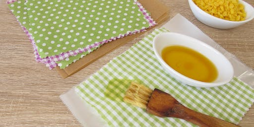 Make Your Own Beeswax Food-Wrap