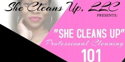 She Cleans Up 101