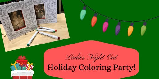 Ladies' Night Holiday Color Party