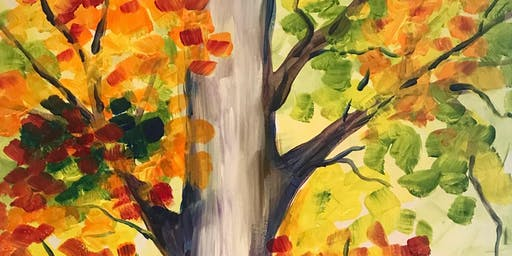 Paint and Sip - 'Changing Seasons'