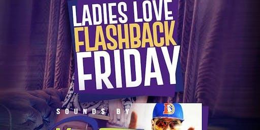 Nov 15th Ladies Love Flashback Fridays w/ DJ Mr. Groove at Proof