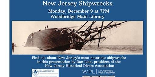 New Jersey Shipwrecks