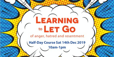 Half-Course LEARNING TO LET GO tickets