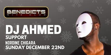 DJ Ahmed tickets
