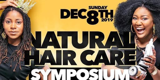 2nd Annual Natural Hair Symposium