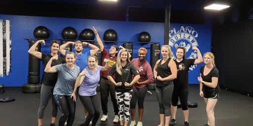 Lorna Jane Pop-Up Class with Outlaw FitCamp