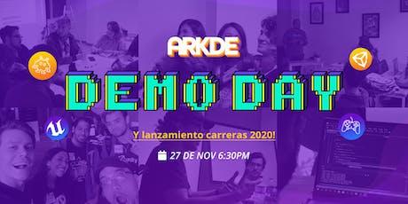 Arkde Demo Day 2019 entradas
