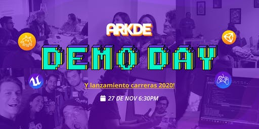 Arkde Demo Day 2019