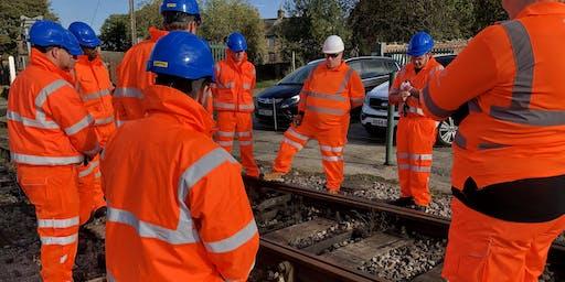 Rail Track Engineering - New Careers Open Day - Burslem Centre 14:00