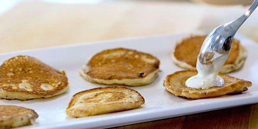 Bountiful Blini Brunch - Cooking Class by Cozymeal™