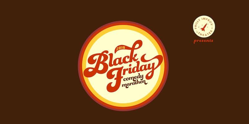 Black Friday Comedy Marathon