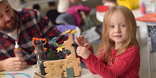 Island of Misfit Toys: Kids Toy-Building Workshop