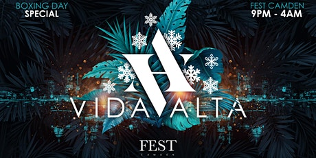 Vida Alta Boxing Day w/ Secondcity tickets