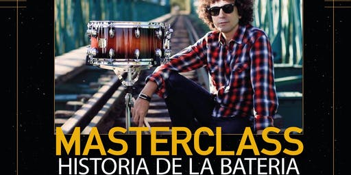 MASTER CLASS JOSE BRUNO HISTORIA DE LA BATERIA PLAYA CLUB CORUÑA