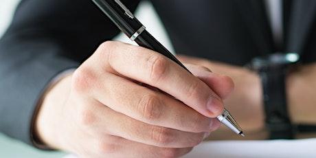 WORKSHOP: CONTRATOS DE REPRESENTAÇÃO COMERCIAL ingressos