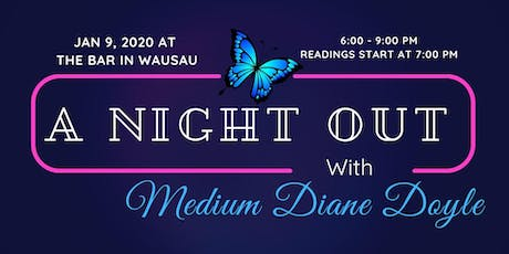 A Night Out with Medium Diane Doyle tickets