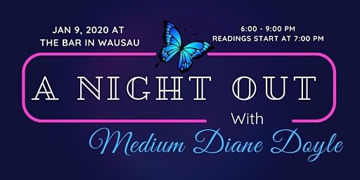 A Night Out with Medium Diane Doyle