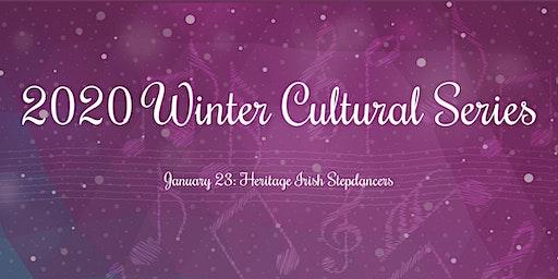 Heritage Irish Stepdancers - Winter Cultural Series 2020