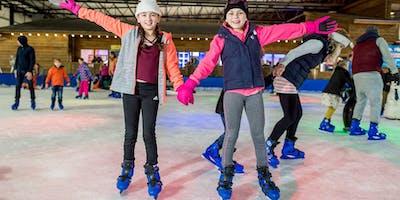 Family Ice Skating Extravaganza