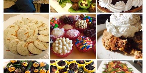 Thanksgiving: Impressive Sides and Desserts
