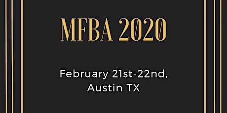MFBA 2020 tickets
