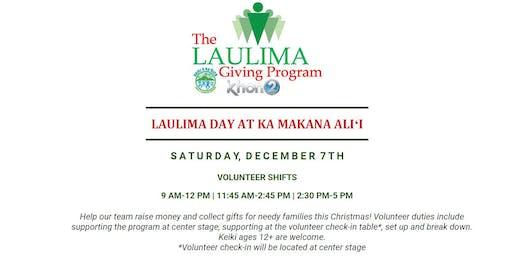 Shift 1 @ Ka Makana Alii (Laulima Day)