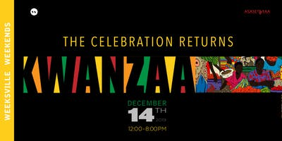 Kwanzaa Celebration at Weeksville!