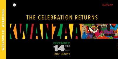 Kwanzaa Celebration at Weeksville!