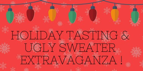 Ugly Sweater Wine Tasting Extravaganza tickets