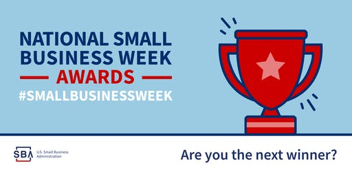 SBA's National Small Business Week Awards Lunch & Learn
