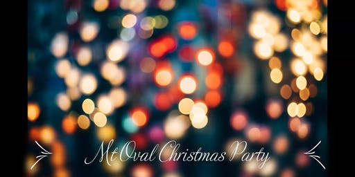 Mount Oval Christmas Party