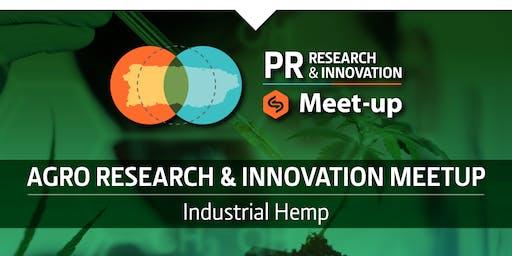 Industrial Hemp - Research & Innovation Meet-up