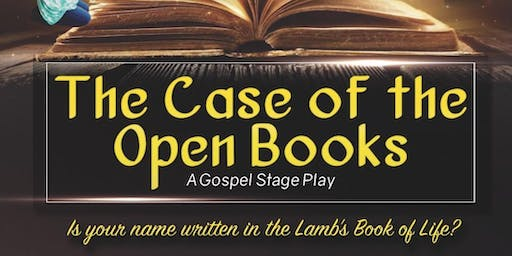 The Case Of The Open Books