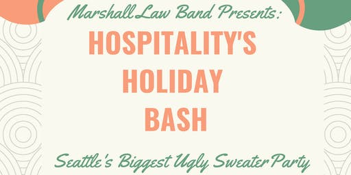 Hospitality's Ugly Sweater Bash & Drive