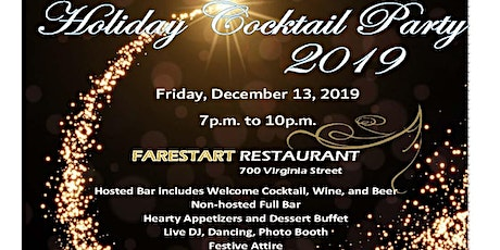 Insignia Holiday Cocktail Party 2019 tickets