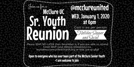 McClure Senior Youth Reunion tickets
