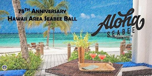 2020 Hawaii Area Seabee Ball