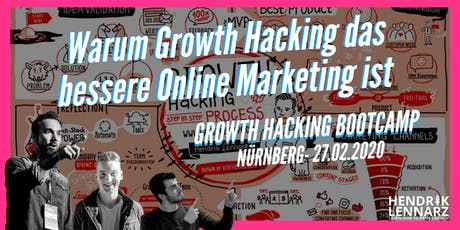 GROWTH HACKING BOOTCAMP - Nürnberg Tickets
