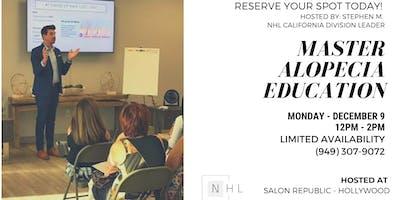 Master Alopecia Education