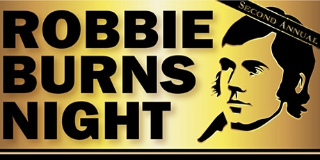 2nd Annual Robbie Burns Night tickets