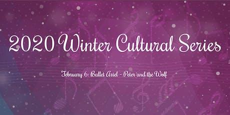 Ballet Ariel - Winter Cultural Series 2020 tickets