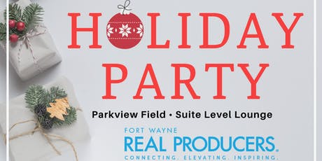Fort Wayne Real Producers Holiday Party tickets