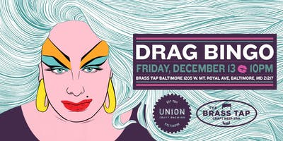Drag  Queen Bingo - December Edition!