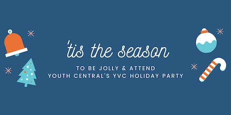 Youth Central's YVC Holiday Party tickets