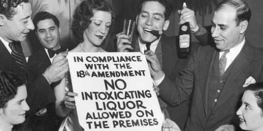 Prohibition Repeal Day Dinner