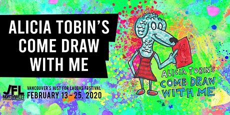 Alicia Tobin's Come Draw with Me tickets